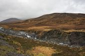 Panoramic Scenery Near Ullapool