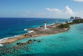 Nassau Lighthouse On Guard