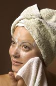 Spa Facial Skincare