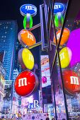 M&m World New York