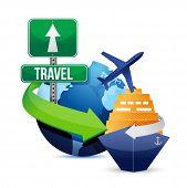 Travel Concept