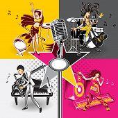 Music Star Idols