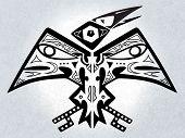 Mythical Bird - Digital Artwork