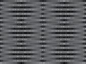 Seamless Binary Code Pattern