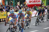 Tour De Pologne Bicycle Race