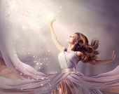 foto of miracle  - Fashion Art Beauty Portrait - JPG