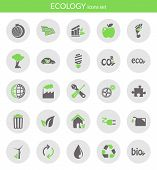 Icons About Ecology