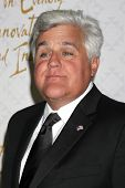 LOS ANGELES - OCT 13:  Jay Leno at the 10th Alfred Mann Foundation Gala at Robinson-May Lot on Octob