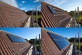 Solar Panel Fitting