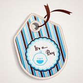 Baby Boy Label