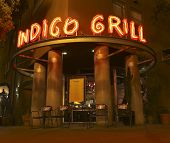 A Look At Indigo Grill, San Diego