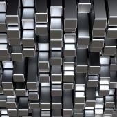 3D Metal Bars