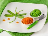 Pureed Vegetables For Baby