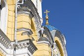 Cathedral Of St. Vladimir In Kiev