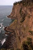 West Coast Oregon Overlook Sea Shore Pacific Ocean Northwest Usa