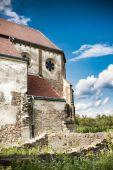 Carta Cistercian Church