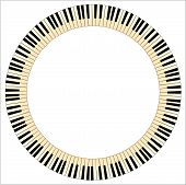 Piano Key Circle.eps