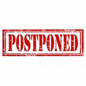 Postponed-stamp