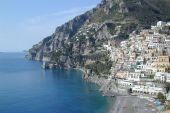 Houses on the Amalfi Coast