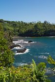 Onomea Bay, Hawaii