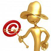 Copyright Brand