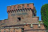 Wrangel Tower - Fortress Of Koenigsberg. Kaliningrad, Russia