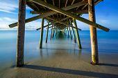 Beneath The Fishing Pier