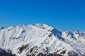 Mountains Ski Resort Bad Gastein - Austria