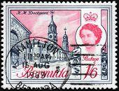 Dockyard Stamp