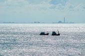 Fishing Sea Boat