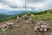 Stoanerne Mandln - South Tyrol (stone Man)