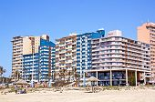 Residential Complexes On Golden Mile Beachfront In Durban
