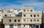 foto of asilah  - in northern Morocco there is a beautiful town called Tangier - JPG
