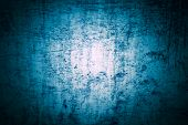 Blue Grunge Backdrop