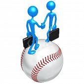 Baseball Business Deal