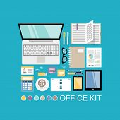Office kit decorative