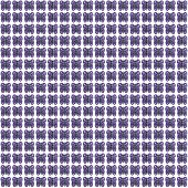 Grey-Pink-Purple Extra Small Butterfly Pattern