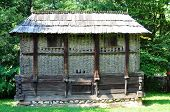 pic of sibiu  - sibiu city romania ethnic museum rustic granary - JPG