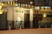 Malaysia National Mosque aka Masjid Negara
