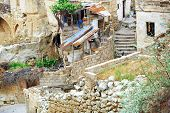 Old Houses Of Cappadocia