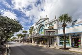 Cinema Theater Strand In Key West