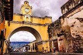 Iconic Arch, Antigua, Guatemala