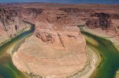 Amazing Horseshoe Bend In Arizona State, Usa.