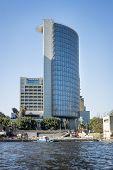 Modern Tower Block, Cairo, Egypt