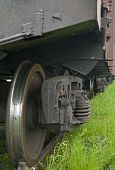 Freight Car Wheel
