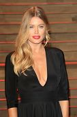 WEST HOLLYWOOD - MAR 2:: Doutzen Kroes at the 2014 Vanity Fair Oscar Party on March 2, 2014 in West Hollywood, California