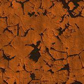 Peeling Paint Seamless Texture