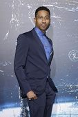 LOS ANGELES - FEB 2:  Brandon T. Jackson at the