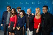 BERLIN- FEBRUARY, 05: International Jury of Berlinale. Photo Call at Hyatt Hotel, February, 05, 2015 in Berlin, Germany