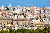 Citiscape Of Rome